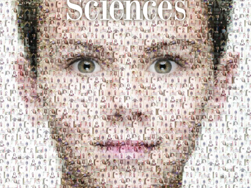 Photo de couverture pour magazine CEA Visages de science